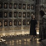 game of thrones the door with little one seeing again