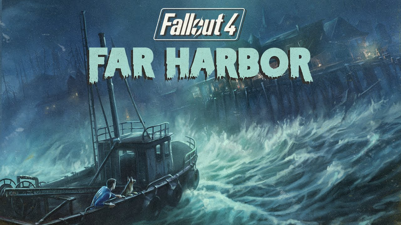 gamer weekly fallout 4 far harbor date battlefield 1 details and street fighter 5 falls 2016 gaming news