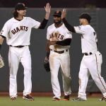 giants continue hot streat
