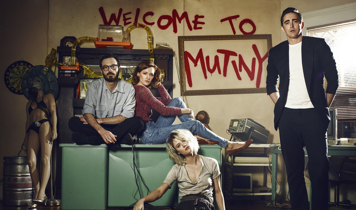 'Halt and Catch Fire' Season 2 DVD coming in time for Season 3 on AMC 2016 images