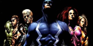 inhumans move to small screen 2016