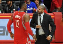 jb bickerstaff has no time for houston rockets 2016 images