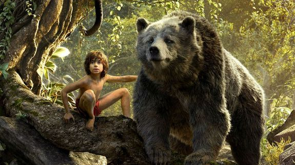 jungle book take third weekend box office