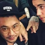 Justin Bieber goes for cross eye look while Sharon and Ozzy Osbourne split up