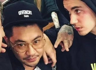 justin bieber goes for a cross eye look 2016 gossip