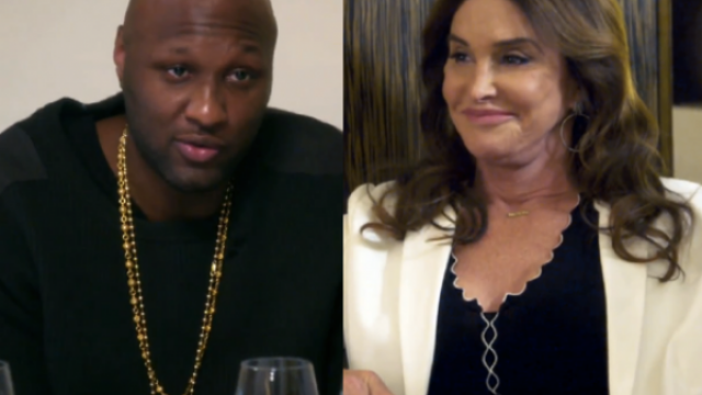 keeping up with the kardashians 1202 lamar odom meets caitlyn