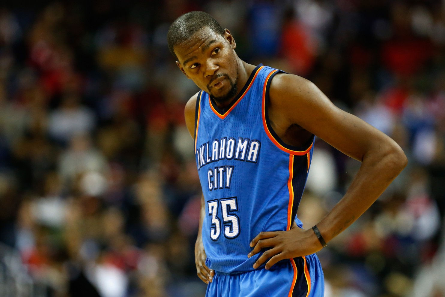 Kevin Durant Taking it a Day at a Time as Free Agency Approaches 2016 images