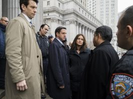 'Law & Order SVU' 1722 Intersecting Lives for Benson and Dodds 2016 images