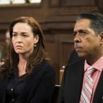 law & order intersecting lives brad garretts wife