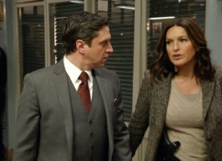 'Law & Order SVU' 1717 Manhattan Transfer recap 2016 images