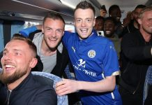 leicester city feeling limelight after premier league victory 2016