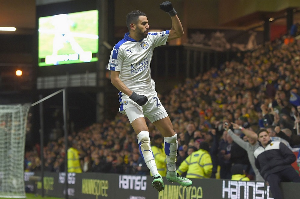 making leicester city the soccer champions of england 2016 images