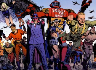 marvel the creativity nazi and kevin feige 2016 images