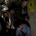 me mates zombie apolcalypse funny tunnel