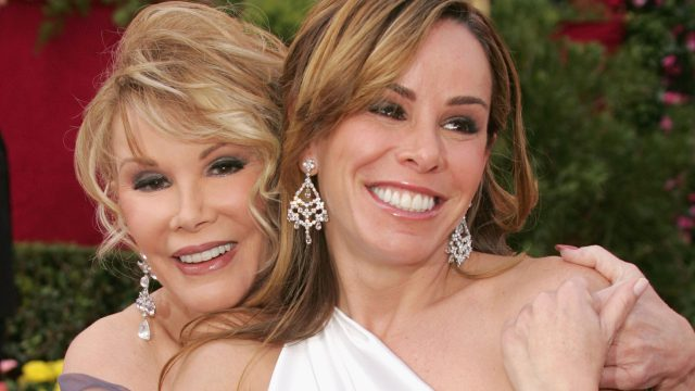 melissa rivers gets closure on joan rivers death 2016 images