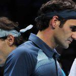 2016 Madrid Masters: Rafael Nadal and Roger Federer share quarter