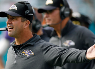 nfl comes down hard on john harbaugh and baltimore ravens 2016 images