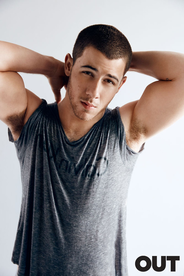 nick jonas out magazine