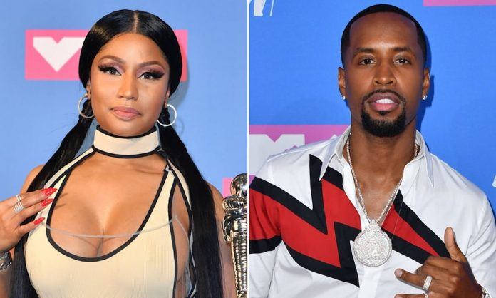 Nicki Minaj can't escape Safaree Samuels and Zayn Malik ...