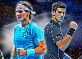Novak Djokovic vs Rafael Nadal for 2016 Rome Masters after Roger Federer out images