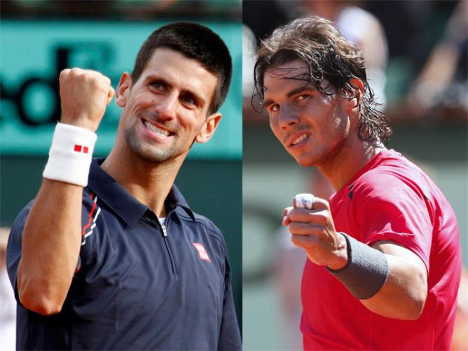 novak djokovic rafael nadal headline day 3 french open 2016