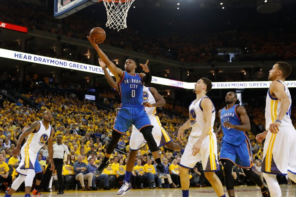 Oklahoma City Thunder benefit from NBA Playoffs Officiating Problems