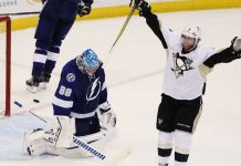 pittsburgh penguins force game 7 vs lightning in eastern conference finals 2016 images