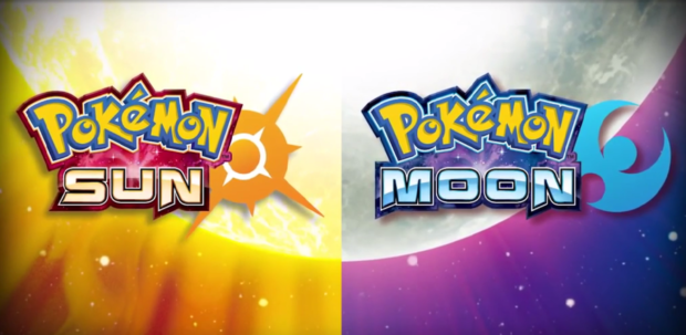 pokemon sun and pokemon moon release