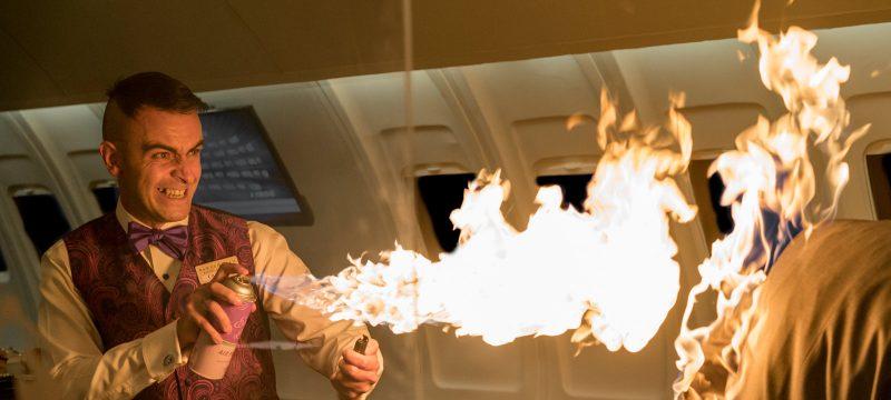 preacher pilot fire images