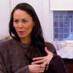 real housewives of new york city dirty laundry talks