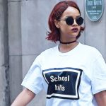rihanna helps kids get to college 2016 gossip