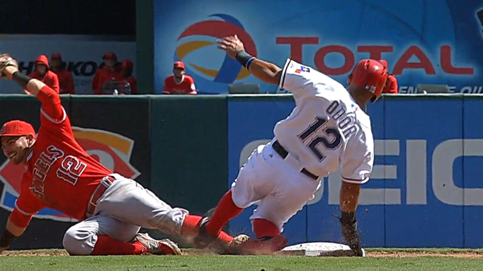 roughned odor spikes legs of giavoltella 2016