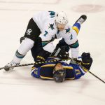 San Jose Sharks advance to 2016 Stanley Cup Finals beating Blues 4-2