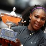 serena williams takes rome open title