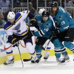 sharks beat blues to stanley cup finals 2016
