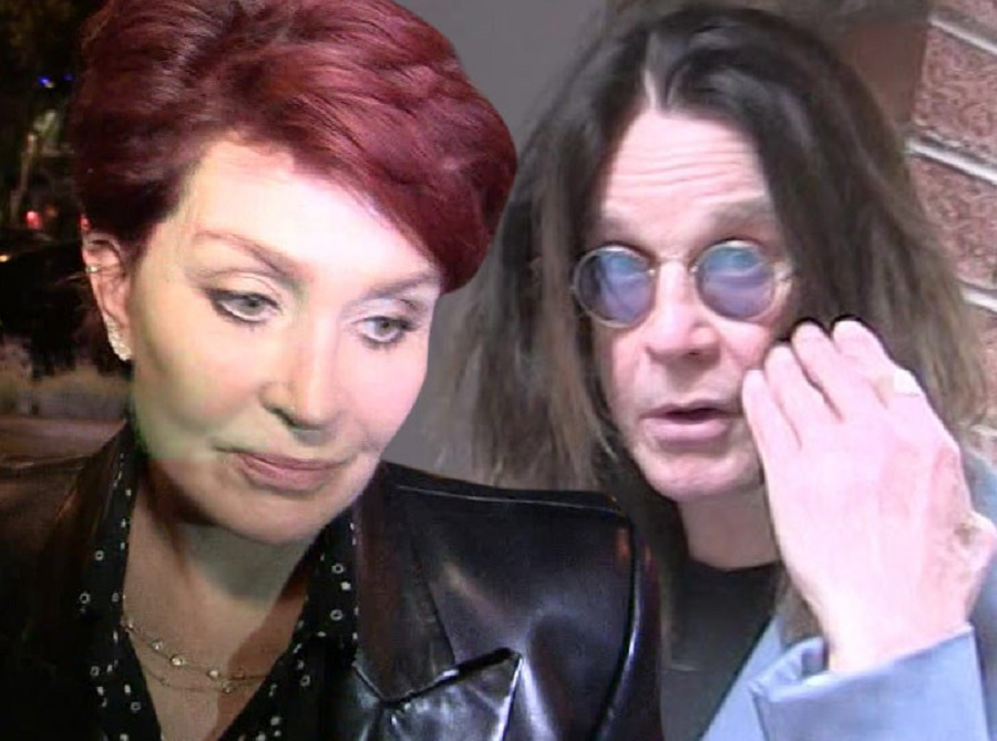 sharon osbourne feeling ozzy split blues 2016 gossip