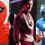 spider man dr strange captain america retro images