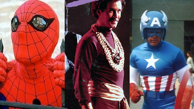 spider man dr strange captain america retro images