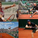 Stan Wawrinka, Kei Nishikori and Andy Murray advance 2016 French Open