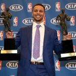 Stephen Curry Becomes First Unanimous NBA MVP, LeBron James Finishes Third 2016 images