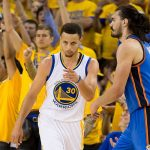 Stephen Curry proves injury reports wrong as Warriors beat Thunder Game 5