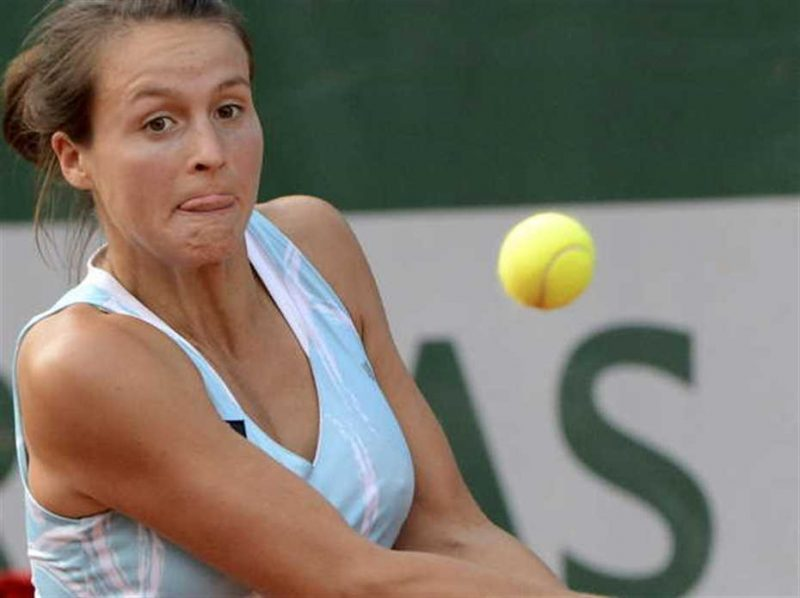 tatjana maria suing over french open cooking