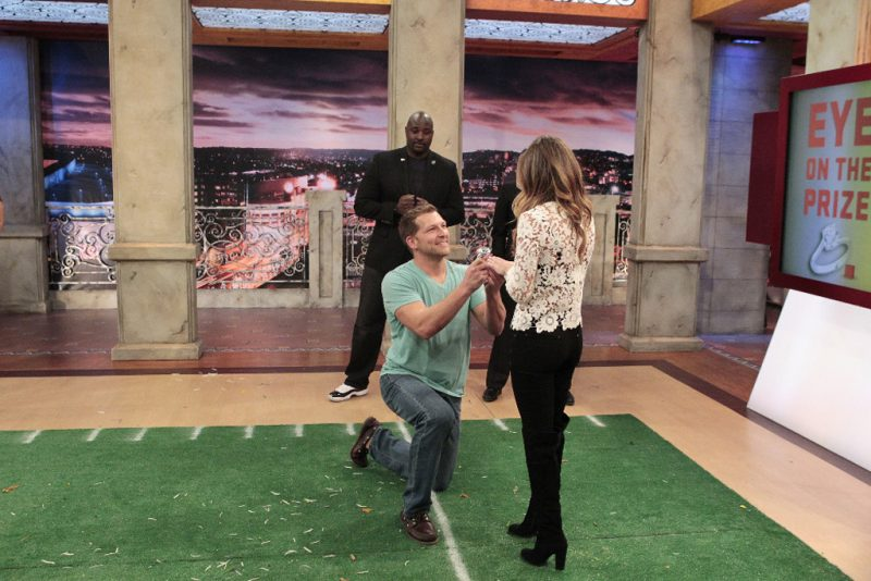 bachelorette MARCELLUS WILEY, NICK B. with chad asking jojo for date