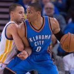thunder knock out warriors 108 - 102 images