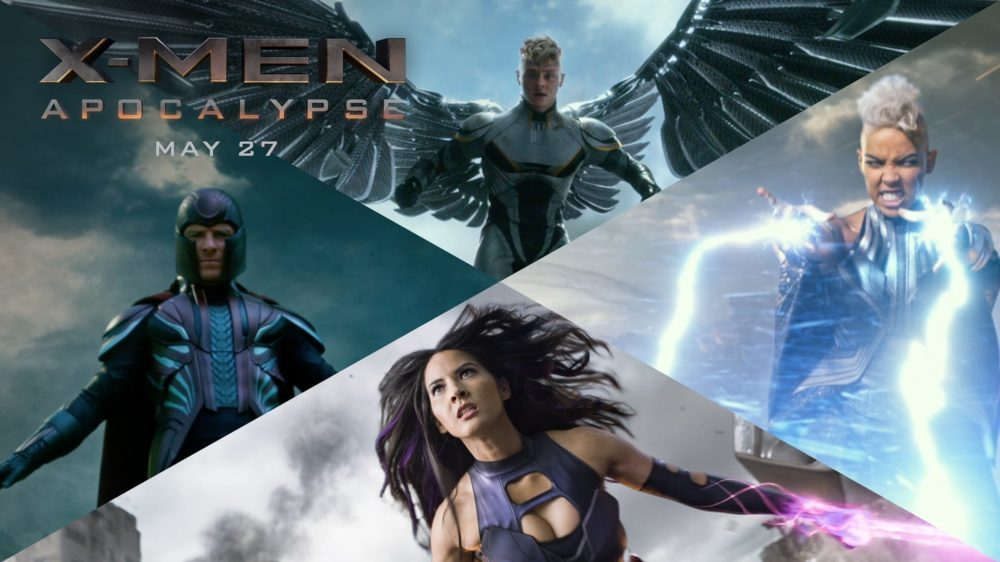x men apocalypse tops box office weekend 2016 images
