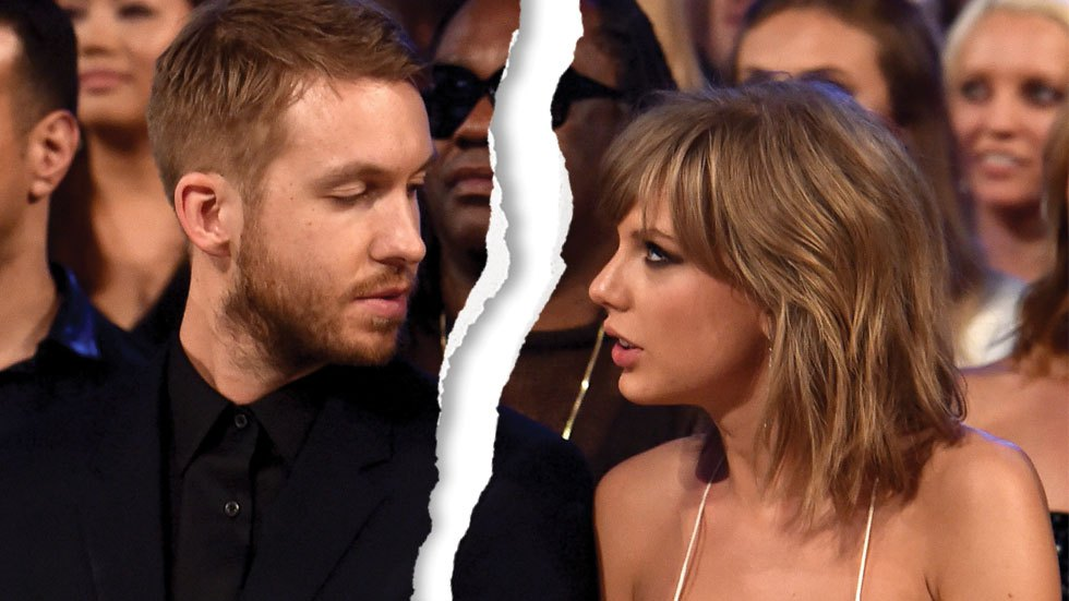 Calvin Harris more shocked with Taylor Swift split and Gwen Stefani not engaged 2016 gossip