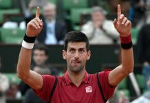 Dominic Thiem, Novak Djokovic Showdown Coming for french open 2016 images