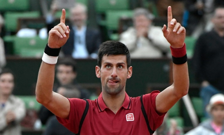 Dominic Thiem, Novak Djokovic Showdown Coming for french open 2016 images