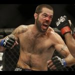 Matt Brown vs Jake Ellenberger at UFC 201 2016 images