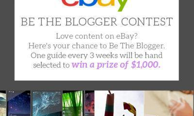Win $1K for Summer with 'Be the Blogger' eBay contest Round 2